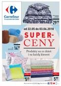 Gazetka promocyjna Carrefour - Superceny! - ważna do 03-06-2018