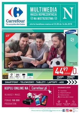 Gazetka promocyjna Carrefour - Multimedia