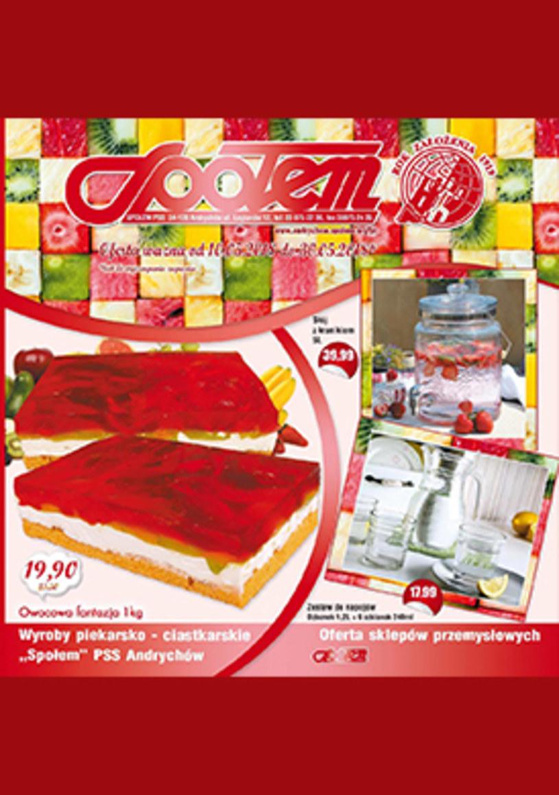 PSS Andrychów: 1 gazetka