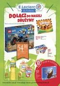 Gazetka promocyjna E.Leclerc - Dołącz do naszej drużyny - ważna do 03-06-2018