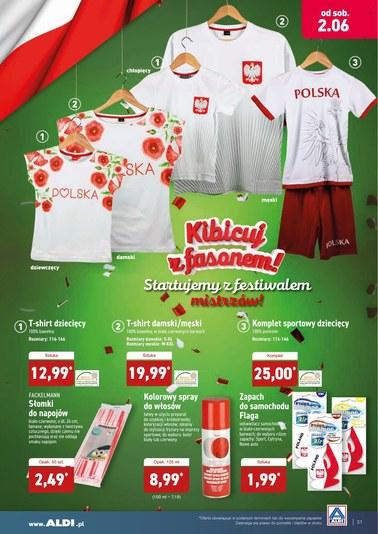 Gazetka promocyjna Aldi, ważna od 28.05.2018 do 03.06.2018.