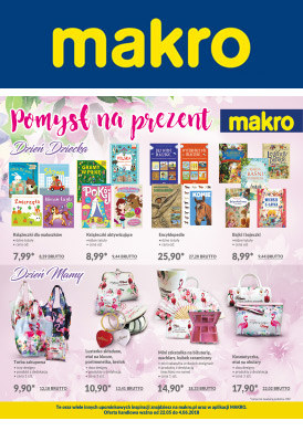 Gazetka promocyjna Makro Cash&Carry - Pomysł na prezent