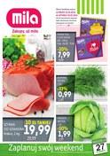 Gazetka promocyjna MILA - Zakupy, aż miło - ważna do 29-05-2018