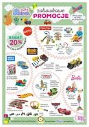 Gazetka promocyjna Akpol Baby - Zabawkowe promocje
