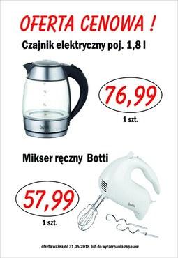 Gazetka promocyjna Jubilat, ważna od 22.05.2018 do 31.05.2018.