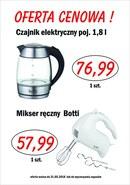 Gazetka promocyjna Jubilat - Oferta cenowa!