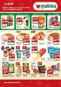 Gazetka promocyjna MALINKA Market - Oferta handlowa - ważna do 30-05-2018