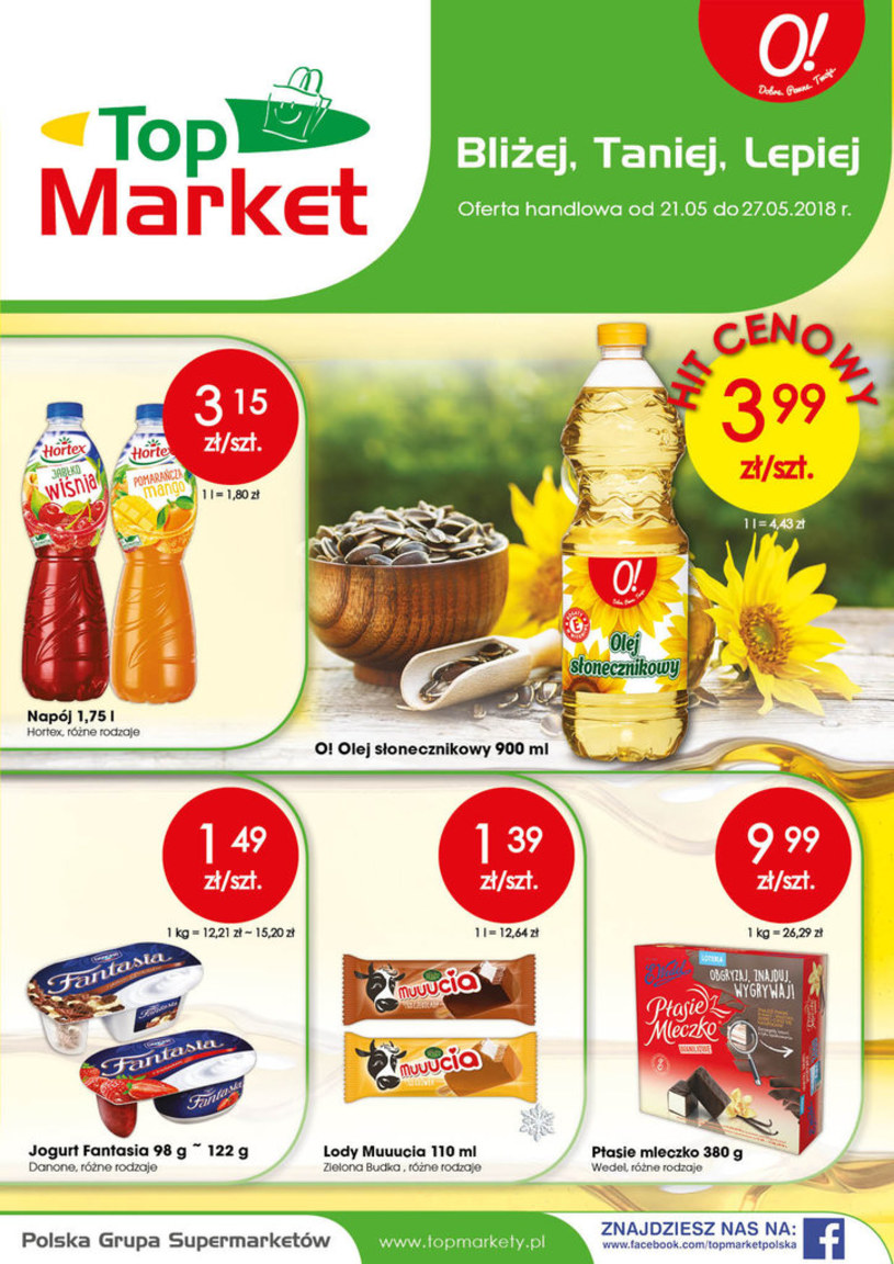 Top Market: 1 gazetka