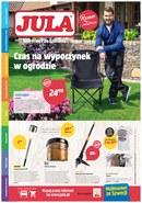 Gazetka promocyjna Jula - Czas na wypoczynek w ogrodzie