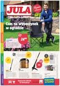 Gazetka promocyjna Jula - Czas na wypoczynek w ogrodzie - ważna do 06-06-2018