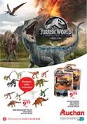 Gazetka promocyjna Auchan - Jurassic Park - ważna do 03-06-2018
