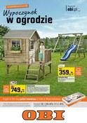 Gazetka promocyjna OBI - Wypoczynek w ogrodzie - ważna do 05-06-2018