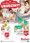 Gazetka promocyjna Auchan - Świętuj z nami urodziny