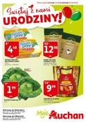 Gazetka promocyjna Auchan - Moje Auchan - ważna do 03-06-2018