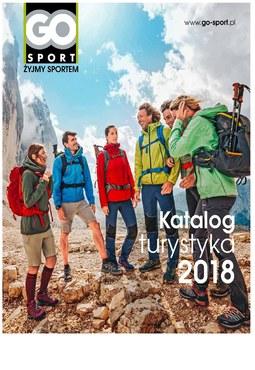 Gazetka promocyjna GO Sport, ważna od 23.05.2018 do 31.12.2018.