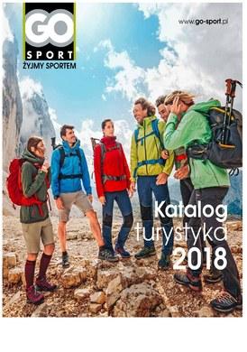Gazetka promocyjna GO Sport - Katalog turystyka 2018