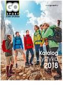 Gazetka promocyjna GO Sport - Katalog turystyka 2018 - ważna do 31-12-2018