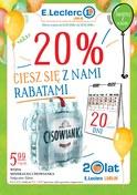 Gazetka promocyjna E.Leclerc - Oferta handlowa - Lublin - ważna do 30-05-2018