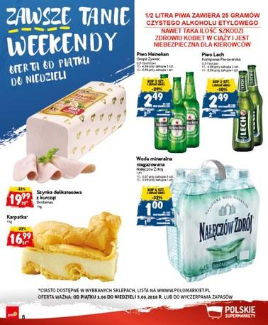 Gazetka promocyjna POLOmarket, ważna od 28.05.2018 do 05.06.2018.