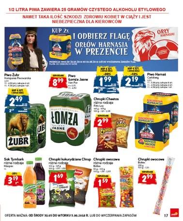 Gazetka promocyjna POLOmarket, ważna od 30.05.2018 do 05.06.2018.