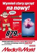 Gazetka promocyjna Media Markt - Wymień stary sprzęt na nowy