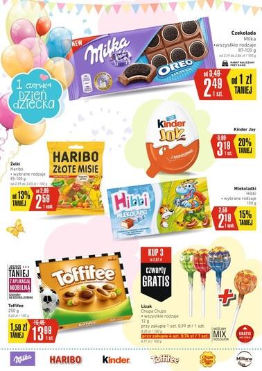 Gazetka promocyjna Intermarche Super, ważna od 29.05.2018 do 03.06.2018.
