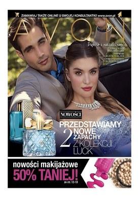 Gazetka promocyjna Avon - Piękno i niezależność