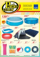 Gazetka promocyjna Patio Color - Oferta handlowa