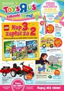 """Gazetka promocyjna Toys""""R""""Us - Kupuj bez obaw!"""