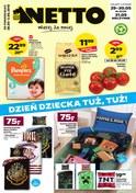 Gazetka promocyjna Netto - Dzień dziecka tuż, tuż! - ważna do 03-06-2018