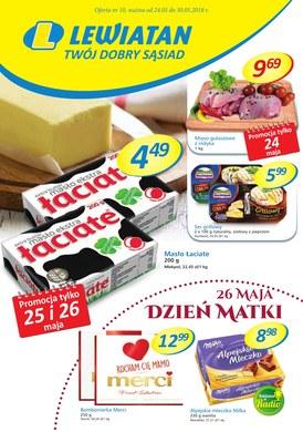 Gazetka promocyjna Lewiatan - Oferta handlowa - Żory