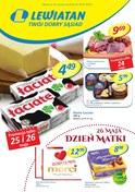 Gazetka promocyjna Lewiatan - Oferta handlowa - Żory - ważna do 30-05-2018