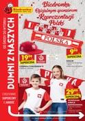 Gazetka promocyjna Biedronka - Dumni z naszych - ważna do 12-06-2018
