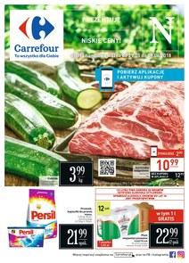 Gazetka promocyjna Carrefour, ważna od 29.05.2018 do 09.06.2018.