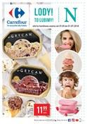 Gazetka promocyjna Carrefour - Lody! To lubimy! - ważna do 01-07-2018
