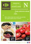 Gazetka promocyjna Carrefour Express - Twoje codzienne zakupy - ważna do 04-06-2018