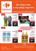 Gazetka promocyjna Carrefour Express - Gdy zakupy rosną, to ceny maleją  ekspresowo  - ważna do 04-06-2018