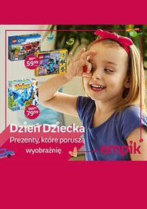 Gazetka promocyjna Empik.com, ważna od 18.05.2018 do 06.06.2018.