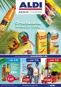 Gazetka promocyjna Aldi - Orzeźwienie w świeżej cenie - ważna do 09-06-2018