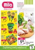 Gazetka promocyjna MILA - Zakupy aż miło  - ważna do 05-06-2018