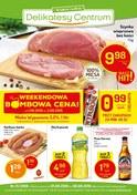 Gazetka promocyjna Delikatesy Centrum - Weekendowa bombowa cena - ważna do 06-06-2018