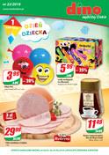 Gazetka promocyjna Dino - Dzień dziecka - ważna do 05-06-2018
