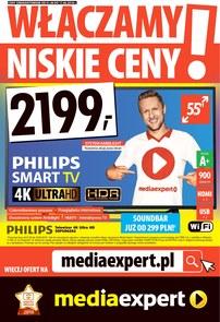 Gazetka promocyjna Media Expert, ważna od 01.06.2018 do 17.06.2018.