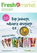 Gazetka promocyjna Freshmarket - Kup jednego odbierz drugiego za 1 zł  - ważna do 12-06-2018