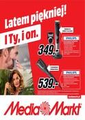 Gazetka promocyjna Media Markt - Latem piękniej  - ważna do 21-06-2018