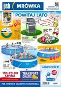 Gazetka promocyjna PSB Mrówka - Powitaj lato - Dąbrowa Tarnowska - ważna do 13-06-2018