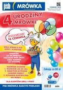 Gazetka promocyjna PSB Mrówka - 4 urodziny mrówki - Radzyń Podlaski - ważna do 16-06-2018