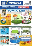 Gazetka promocyjna PSB Mrówka - Powitaj lato - ważna do 16-06-2018
