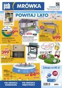 Gazetka promocyjna PSB Mrówka - Oferta handlowa - ważna do 16-06-2018