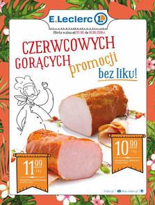 Gazetka promocyjna E.Leclerc, ważna od 05.06.2018 do 16.06.2018.